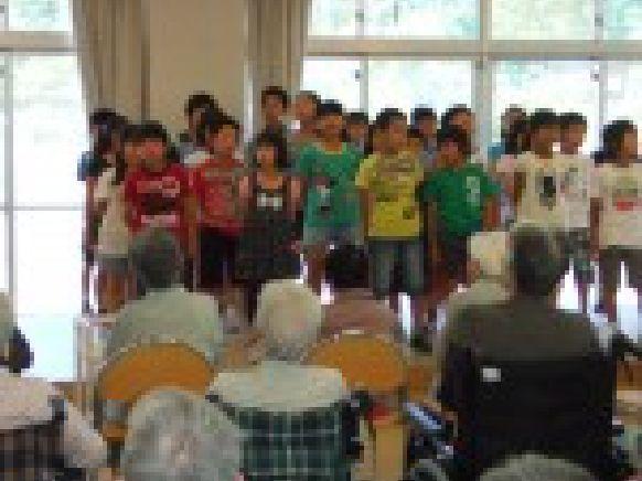 柏崎市立二田小学校交流会(平成25年度) イメージ5