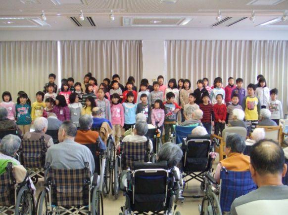 柏崎市立二田小学校交流会(平成25年度) イメージ8