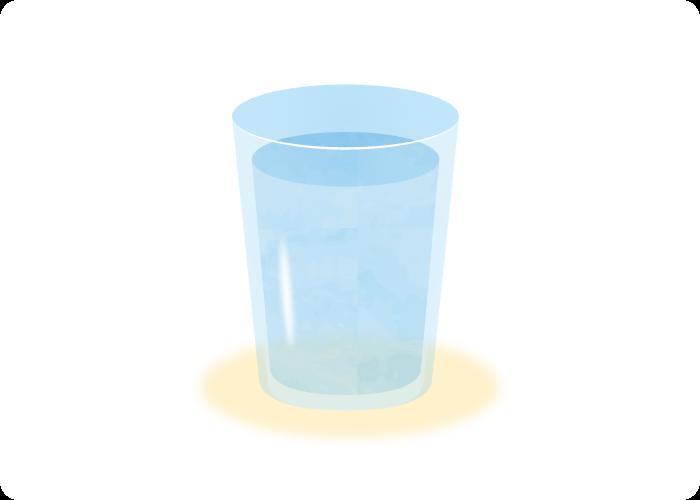 毎日1500mlの水分補給 イメージ